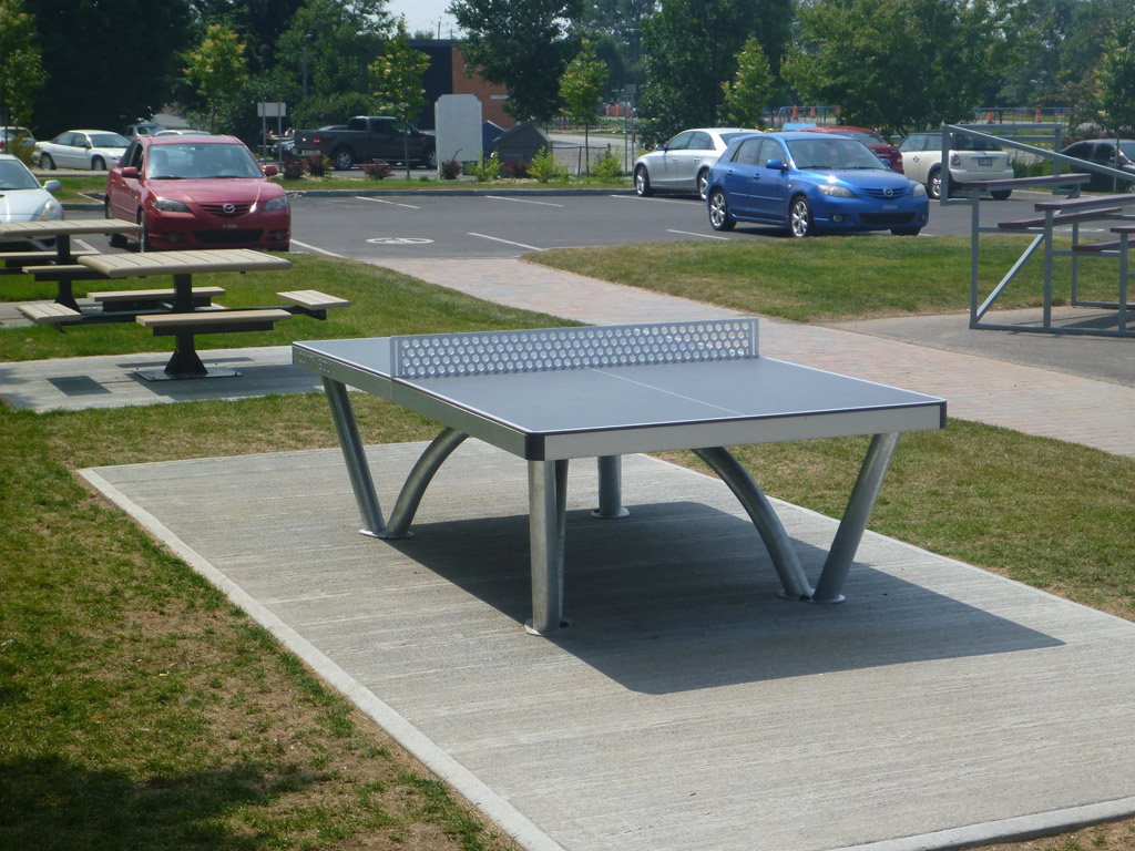 Table ping pong exterieur beton 28 images table ping for Ping pong exterieur